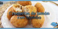 Croquetas de Jamon con Mambo