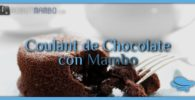 Coulant de chocolate con Mambo