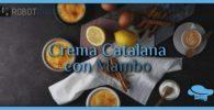 Crema catalana con Mambo