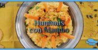 Hummus de garbanzos con Mambo