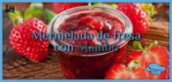 Mermelada de fresa con Mambo
