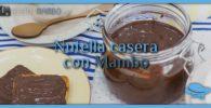Nutella casera con Mambo