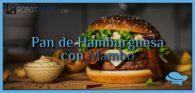 Pan de hamburguesa con Mambo