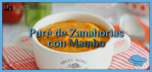 Puré de Zanahorias con Mambo