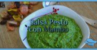 Salsa pesto con Mambo