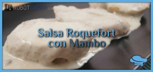 Salsa roquefort con Mambo