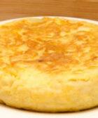 tortilla de patatas con mambo de cecotec